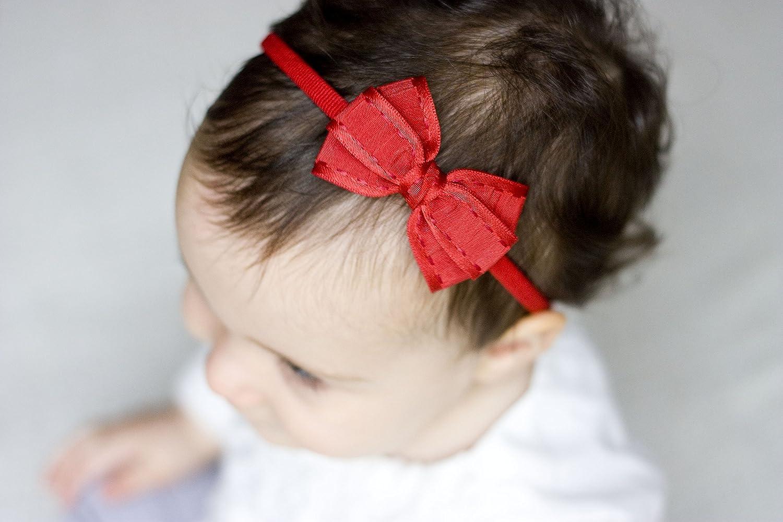 Baby Toddler Girl Hair Clips Bow Kids Headband Children Hairpin Kids Gifts  HGUK