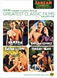 Greatest classic Films Collection: Tarzan - Volume one (Tarzan the Ape Man / Tarzan Escapes / Tarzan Finds a Son! / Tarzan and His Mate)