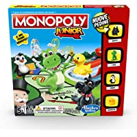 Hasbro Gaming Monopoly Junior, Versione 2019, A6984IT0