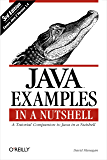 Java Examples in a Nutshell: A Tutorial Companion to Java in a Nutshell (In a Nutshell (O'Reilly))