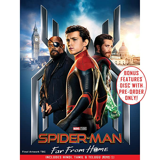 Amazon in: Buy Spider-Man: Far from Home (4K UHD & HD) (2