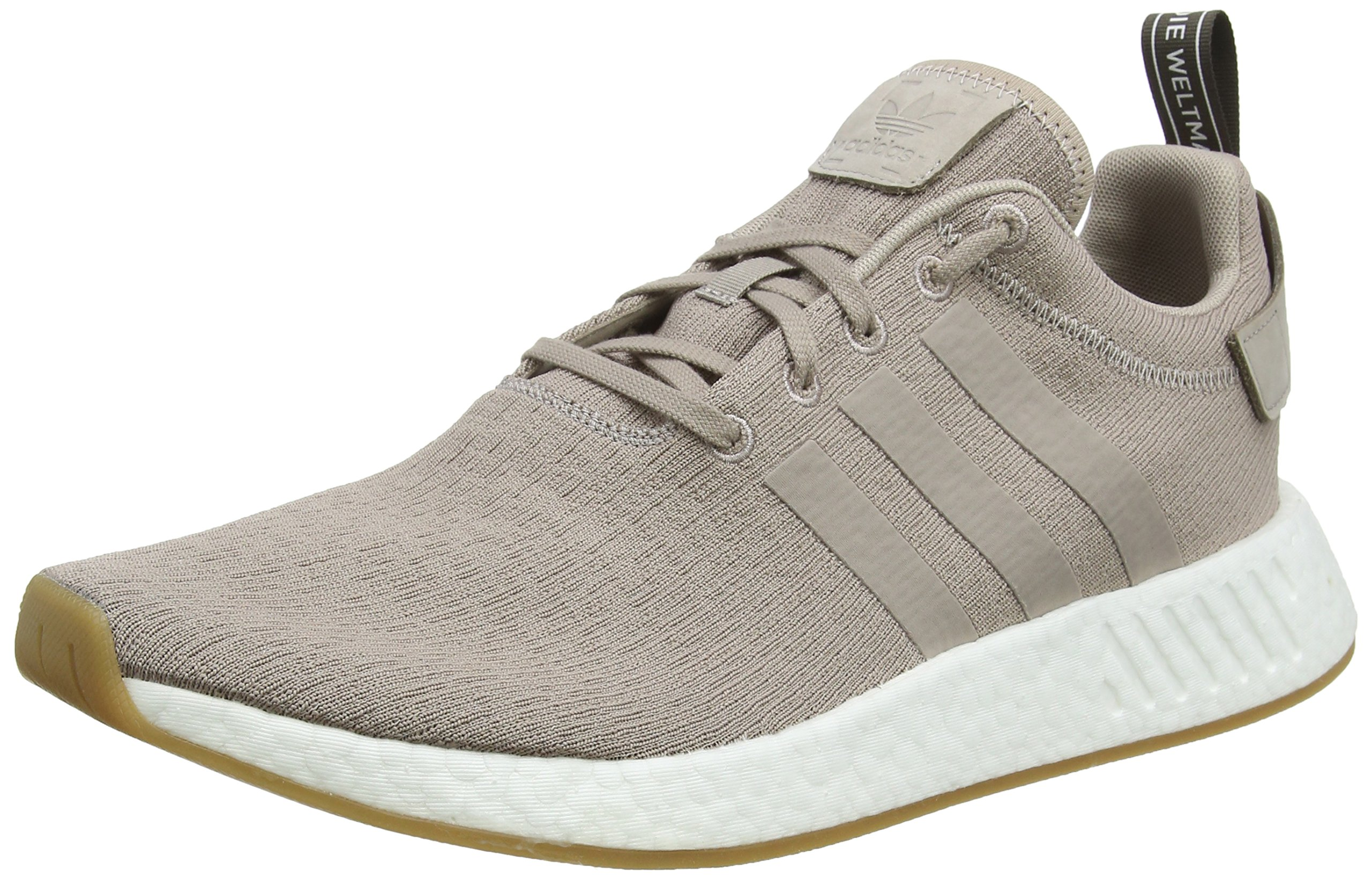 Galleon - Adidas Originals Unisex NMD R2 -Grey Sneakers Pink In Size US 5  Men   6 Women a0439e0f6