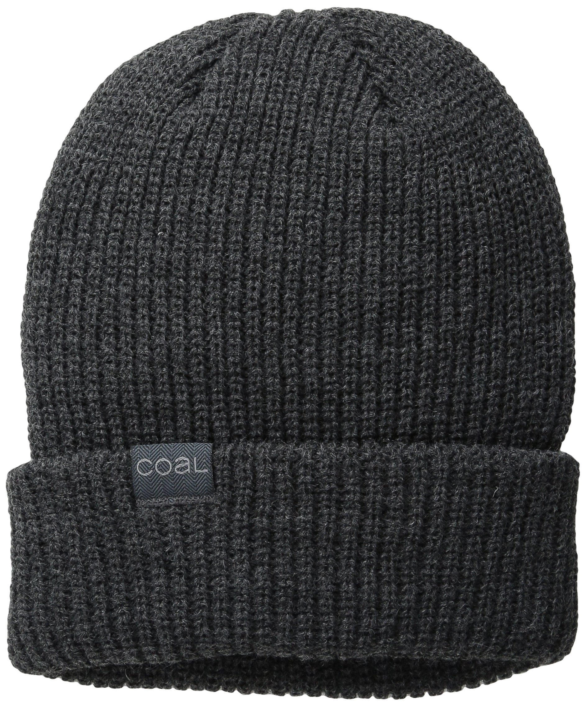 The Stanley Fine Knit Beanie Hat, Charcoal, One Size