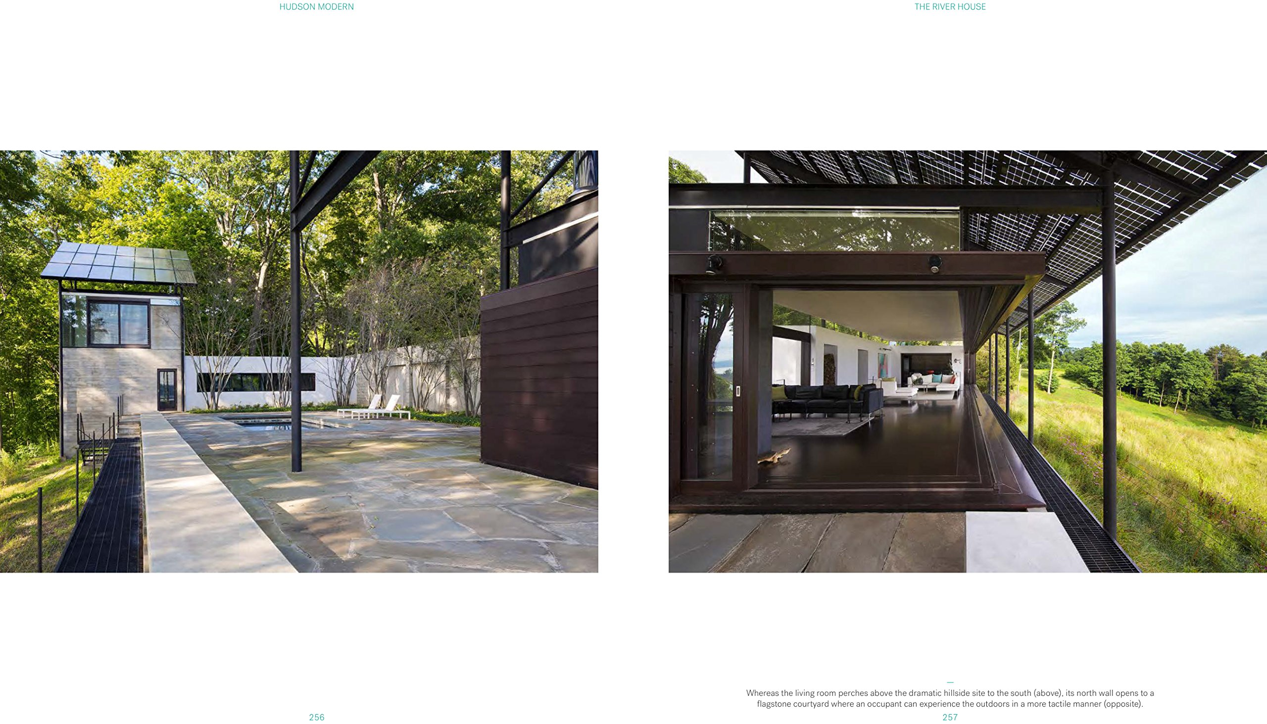 Hudson Modern Residential Landscapes David Sokol 9781580934848