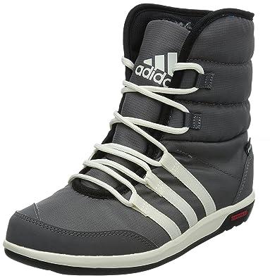 ADIDAS Sneaker Winterschuhe CH Choleah Padded PL Sharp Grey Grau, Größe:38  EU /