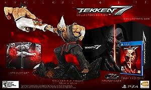 356069282 Amazon.com  Tekken 7 - PlayStation 4  Bandai Namco Games Amer  Video ...