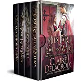 All's Fair in Love and War: Four Enemies-to-Lovers Medieval Romances