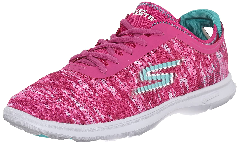 Skechers GO Step - Zapatillas Mujer 38 EU|Rosa