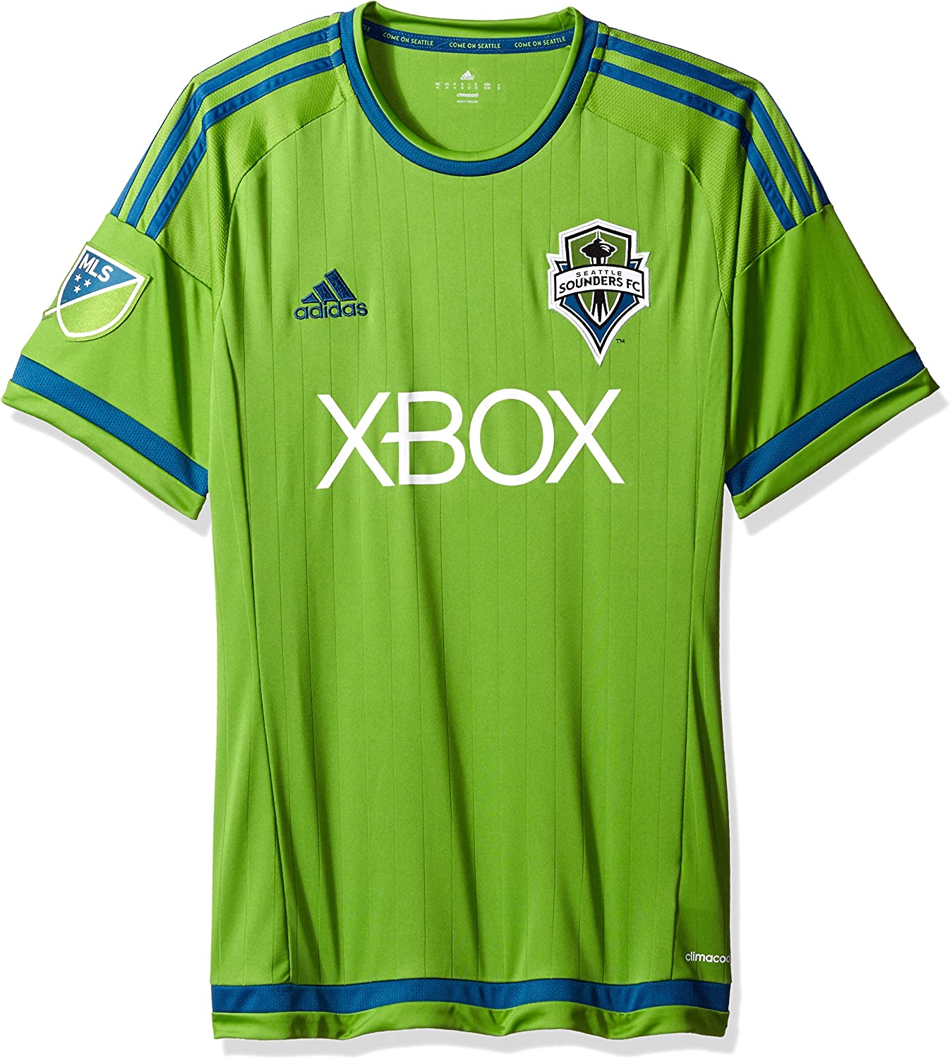 adidas MLS Seattle Sounders Home Jersey