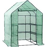 D4P Display4top Invernadero de jardín vivero casero Plantas