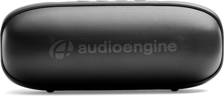 Black BT Wireless Speaker Audioengine 512 Portable Bluetooth Speaker