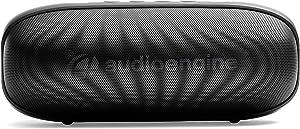 Audioengine 512 Portable Bluetooth Speaker, BT Wireless Speaker - Black