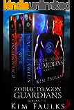Zodiac Dragon Guardians Boxed Set: Urban Fantasy Dark Romance Books 7-9