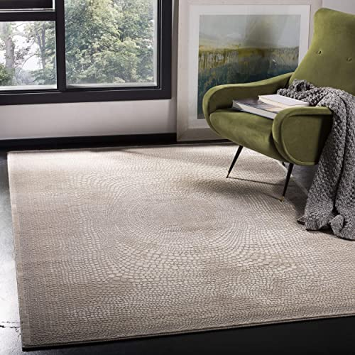 Safavieh Meadow Collection MDW333A Modern Abstract Area Rug
