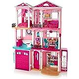 Barbie Dreamhouse [Amazon Exclusive], Pink