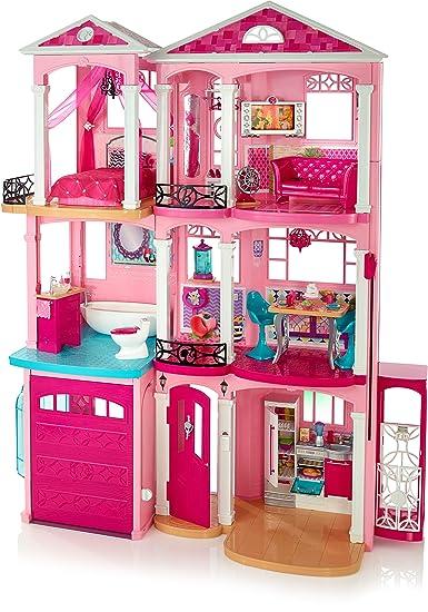calzature ultimo design buon servizio Barbie Casa dei Sogni, FFY84: Amazon.it: Giochi e giocattoli