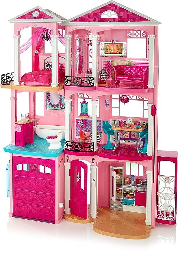Villa Puppenhaus - Barbie FFY84 Traumvilla Puppenvilla