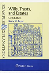 Examples & Explanations: Wills Trusts & Estates, Sixth Edition Paperback