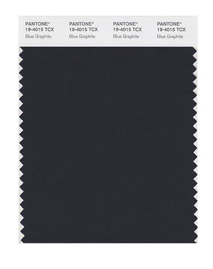 Amazon.com: Pantone Smart color Swatch tarjeta, 19-4015X ...