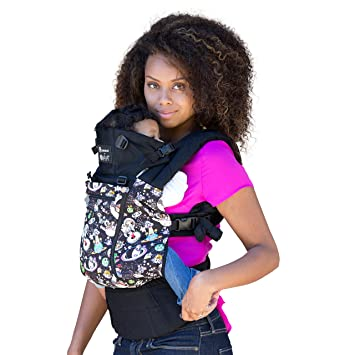 207fc45e429 Amazon.com   lillebaby Complete All Seasons 6-in-1 Baby Carrier ...