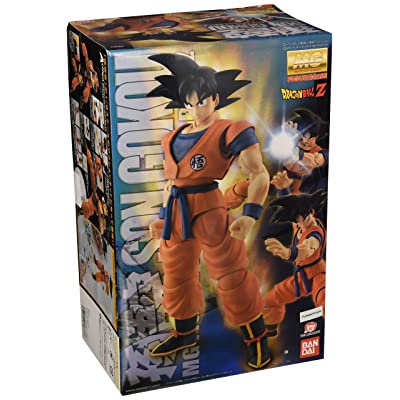 Bandai Hobby MG Figurerise Son Goku Dragonball Z Model Kit (1/8 Scale): Toys & Games
