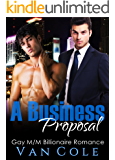 A Business Proposal: Gay MM Billionaire Romance