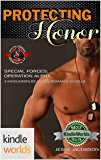 Special Forces: Operation Alpha: Protecting Honor (Kindle Worlds Novella) (Trevor Saunders Series Book 1)