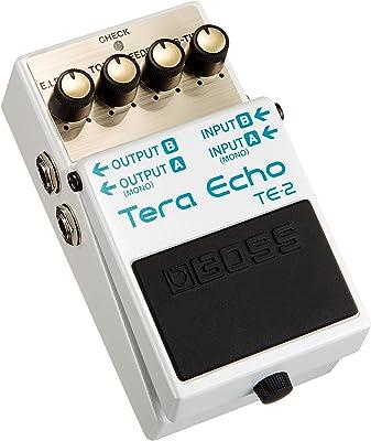 BOSS TE-2 Tera Echo Delay/Reverb Pedal
