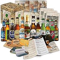 Boxiland - Pack de 12 bières d'Allemagne - Livré dans une boîte cadeau - 12 x 0,33 L
