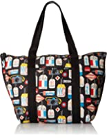 LeSportsac Travel Large on the Go Tote