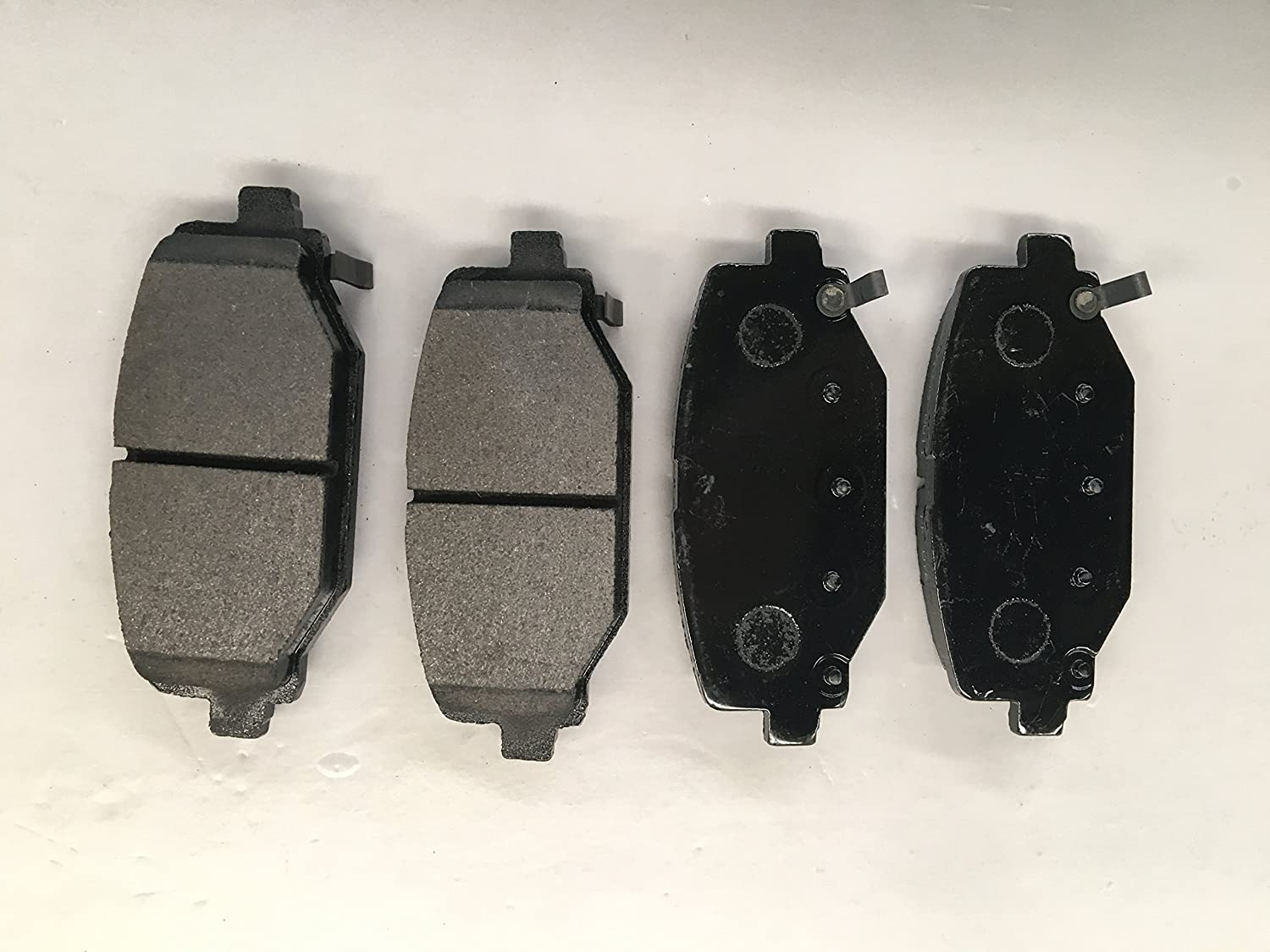 Both Left and Right Rear PROFORCE SMD1647 Semi Metallic Disc Brake Pads Set
