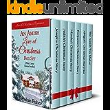 An Amish Love at Christmas Box Set Plus 2 New Bonus Books: 6-Book Collection