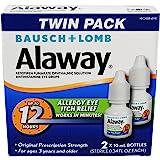 Alaway Antihistamine Eye Drops, 0.34 fl oz