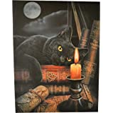 Witching hour wall plaque by lisa parker