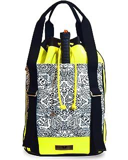 Idawen - Mochila de padel | Tenis o Padel, tu eliges la raqueta | Si prefieres el Yoga, en esta mochila podrás llevar tu esterilla…