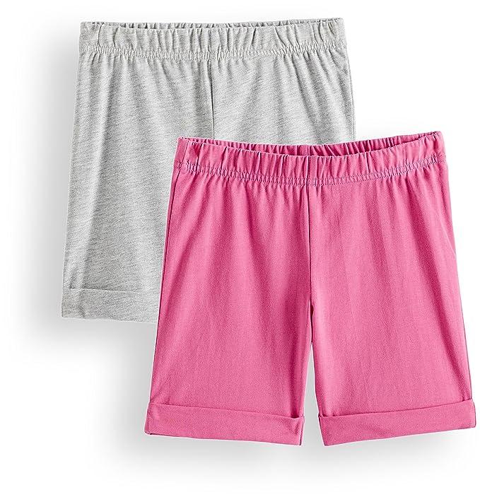 RED WAGON Pantalones Cortos para Niñas Pack x 2 417115d2677f