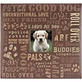 MCS MBI 13.5x12.5 Inch Good Dog Pet Theme Scrapbook Album with 12x12 Inch Pages (860125)