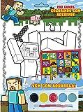 Pró Games - Minecraft: Colorindo com Adesivos