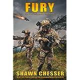 Fury (Surviving the Zombie Apocalypse Book 15)