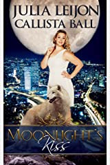 Moonlight's Kiss: A BBW & Werewolf Romance Kindle Edition