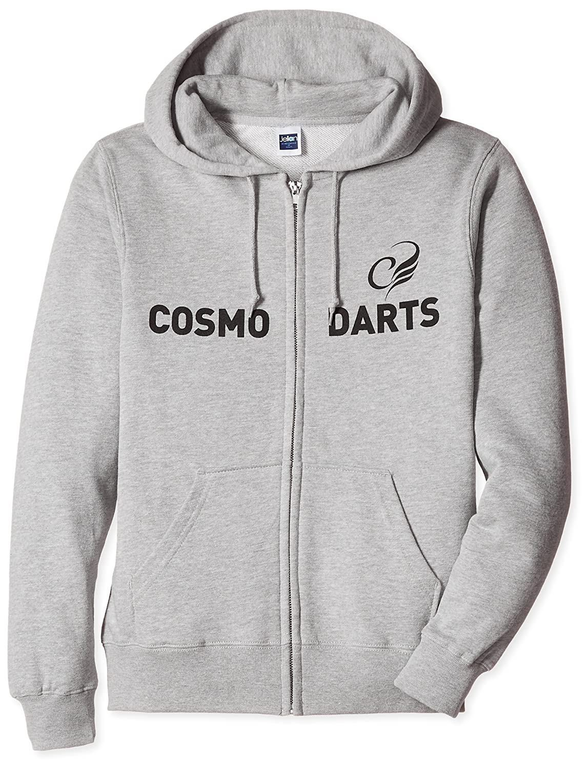 COSMO DARTS accessories custom logo parka grey XL