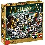 LEGO Games - 3860 - Jeu de Société - Fortaan le Château Assiégé