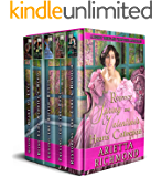The Regency Spring and Valentine's Hearts Collection: A Regency Spring and Valentine's Anthology (Regency Seasons…