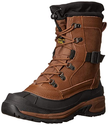 Amazon.com | Northside Men's Bozeman Snow Boot | Snow Boots