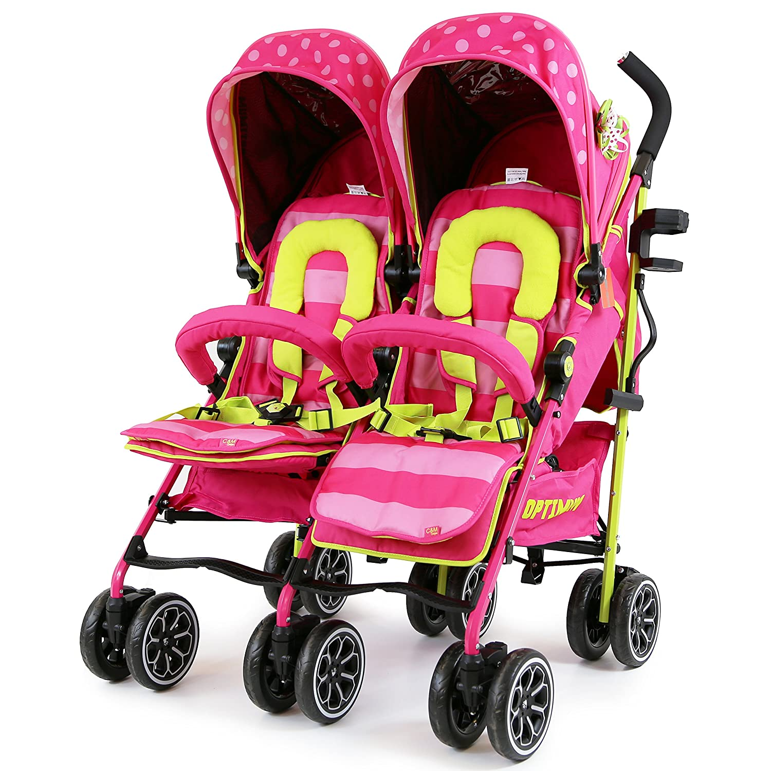 iSafe TWIN OPTIMUM Stroller