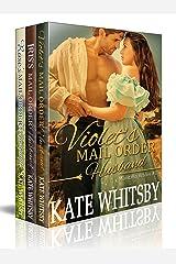 Montana Brides - 3 Book Bundle Box Set: A Clean Historical Mail Order Husband series Kindle Edition