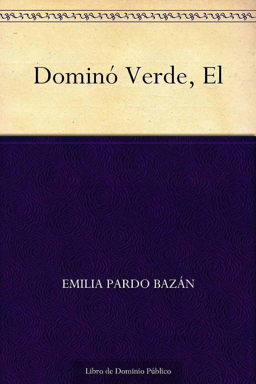 Dominó Verde, El eBook: Pardo Bazán, Emilia: Amazon.es: Tienda Kindle