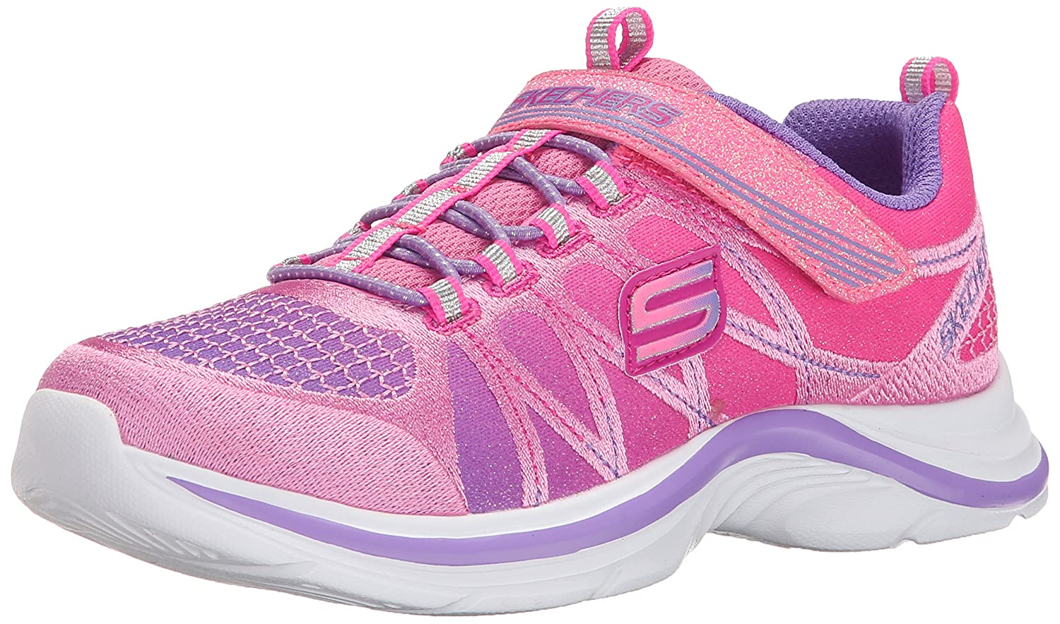 Skechers Kids Swift Kicks Training Shoe (Little Kid/Big Kid) Skechers Kids Footwear 81494L