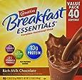 Carnation Breakfast Essentials 40-1.26oz Packets - Rich Milk Chocolate