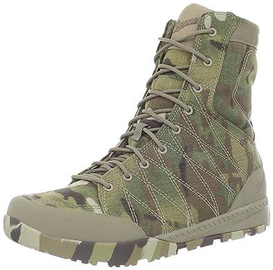 Amazon.com | Danner Men's Melee 8-Inch Work Boot, Multi/Camoflouge ...